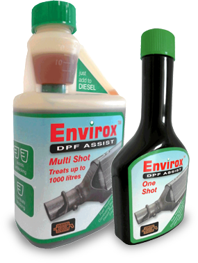Envirox™ DPF Assist