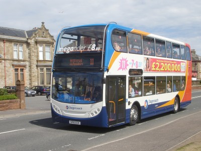 Envirox™ used by 8,300 buses and coaches in UK and North America