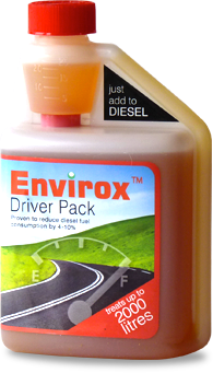 Fuel Saving Additive